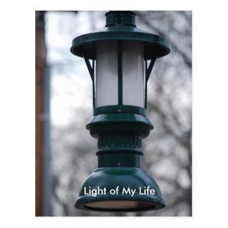 green lantern Light of My Life Postcards