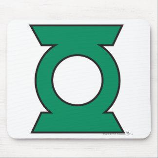Green Lantern Logo 15 Mouse Pad