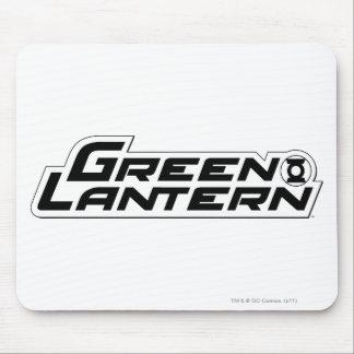 Green Lantern Logo 1 Mouse Pad