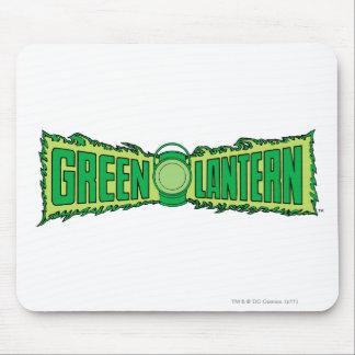 Green Lantern Logo 4 Mousepad