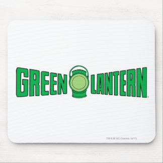 Green Lantern Logo 5 Mouse Pad