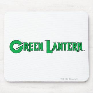 Green Lantern Logo 9 Mouse Pads