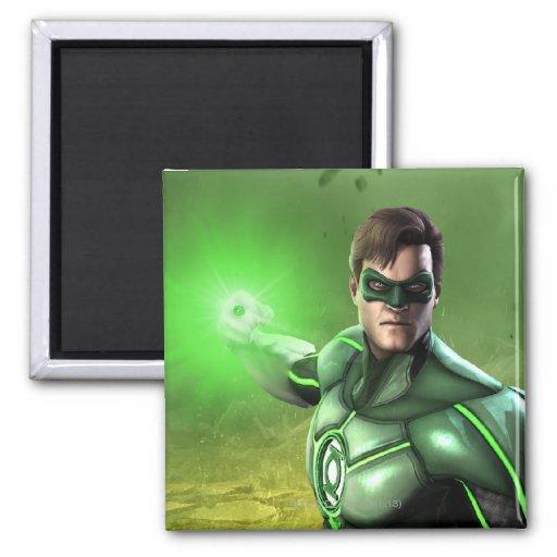 Green Lantern Magnets