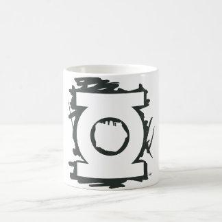 Green Lantern Marker Symbol Classic White Coffee Mug