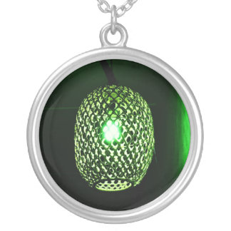 Green Lantern Necklace