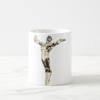 Green Lantern Poses Basic White Mug