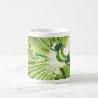 Green Lantern Power Classic White Coffee Mug