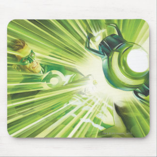 Green Lantern Power Mouse Pad