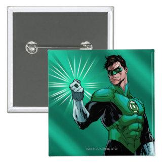 Green Lantern Ring Pin