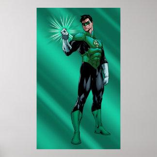 Green Lantern Ring Print