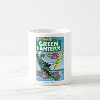 Green Lantern - Runaway Missile Classic White Coffee Mug