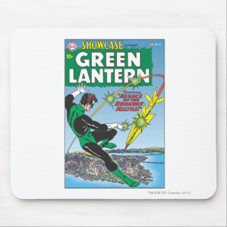 Green Lantern - Runaway Missile Mouse Pad