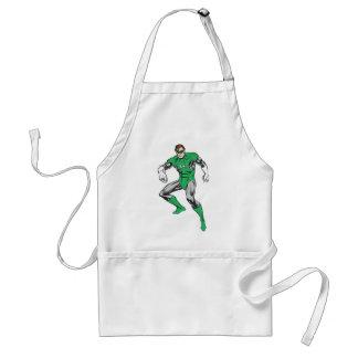 Green Lantern Squats Standard Apron