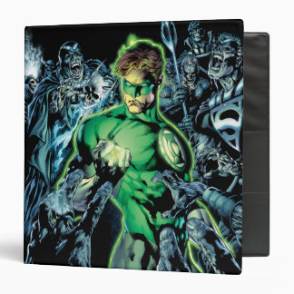 Green Lantern Surrounded - Color Binders