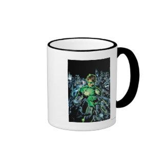 Green Lantern Surrounded - Color Mug