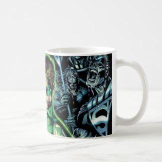 Green Lantern Surrounded - Color Coffee Mug