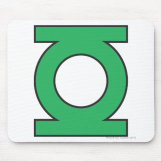 Green Lantern Symbol Mouse Pad