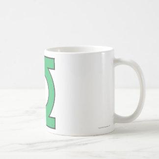 Green Lantern Symbol Mugs