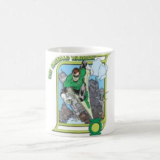 Green Lantern - The Emerald Warrior Basic White Mug