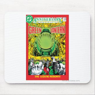 Green Lantern - The Legend Reborn Mousepad