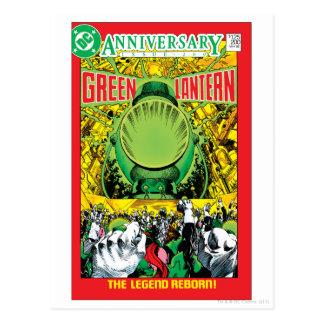 Green Lantern - The Legend Reborn Post Cards