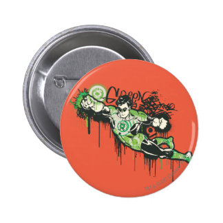 Green Lantern - Twisted Innocence Poster 2 Inch Round Button