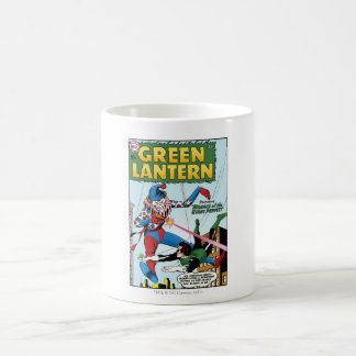 Green Lantern vs Clown Coffee Mug