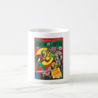 Green Lantern vs The Wizard of Odds Coffee Mug