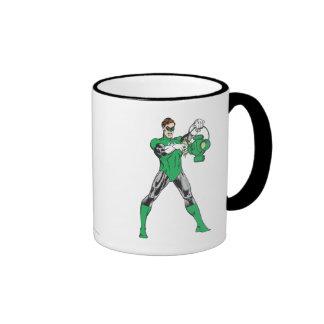 Green Lantern with Lantern Mug