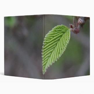 Green Leaf Binder