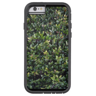 GREEN LEAF BUSHES TOUGH XTREME iPhone 6 CASE