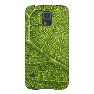 Green Leaf. Digital Art. Galaxy S5 Cover