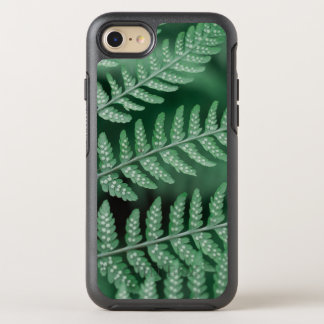 Green Leaf Focused Photo OtterBox Symmetry iPhone 8/7 Case