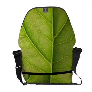 Green Leaf Nature Lover Commuter Bags