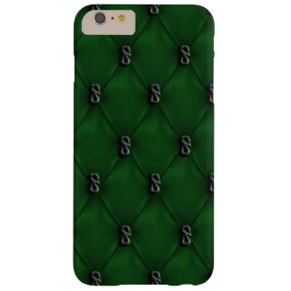 "Green ""Leather"" Phone Case"