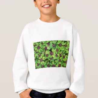Green Leaves Sweatshirt