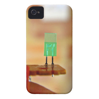 Green LED iPhone 4 Case-Mate Case