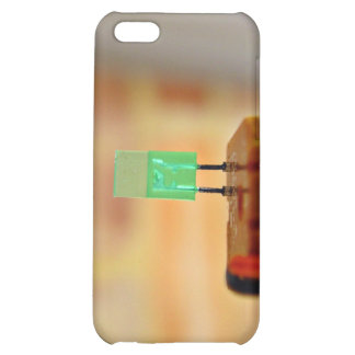 Green LED iPhone 5C Case