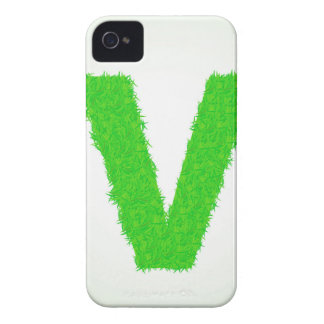 green letter iPhone 4 case