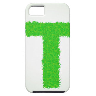 green letter iPhone 5 case
