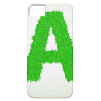 green letters case for the iPhone 5