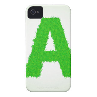 green letters Case-Mate iPhone 4 case