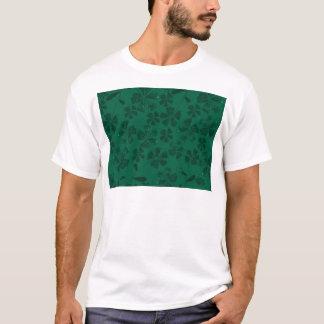 green lflowers T-Shirt