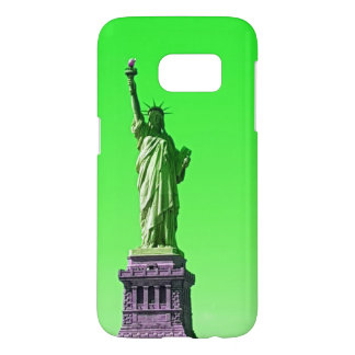 Green Liberty Phone Case
