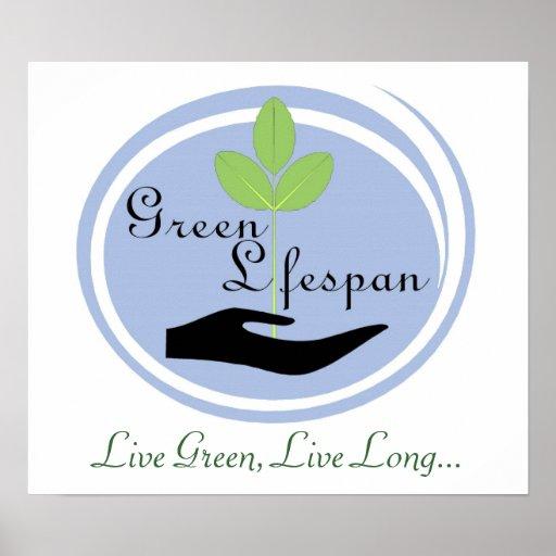 Green Lifespan Poster