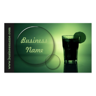 Green Light Cocktail Pack Of Standard Business Cards