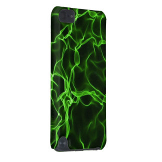 green light iPod touch 5G cases