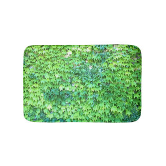 Green like Ivy Bath Mat