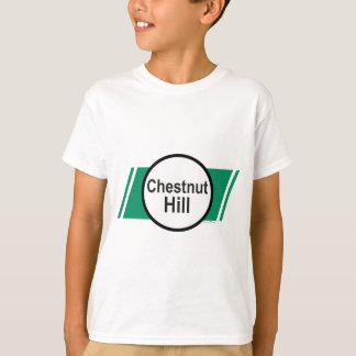 GREEN LINE: Chestnut Hill T-Shirt