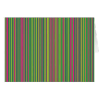 Green lines card